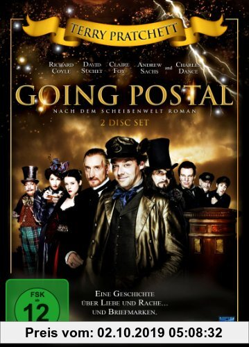 Gebr. - Terry Pratchett's Going Postal (2 Disc Set)