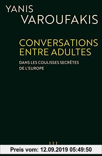 Gebr. - Conversations entre adultes