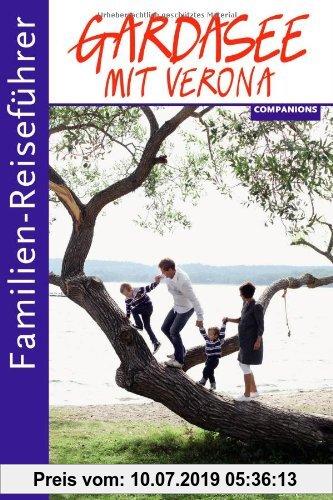 Gebr. - Familien-Reiseführer Gardasee mit Verona