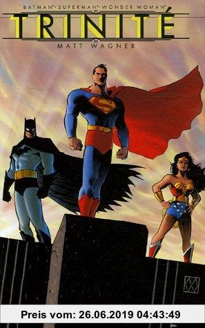 Gebr. - Trinité : Batman/Superman/Wonder Woman