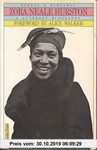 Gebr. - Zora Neale Hurston: A Literary Biography