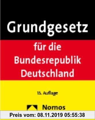 Gebr. - Grundgesetz für die Bundesrepublik Deutschland