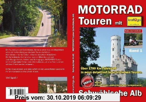 Gebr. - Motorrad-Touren mit kraft2go - Schwäbische Alb