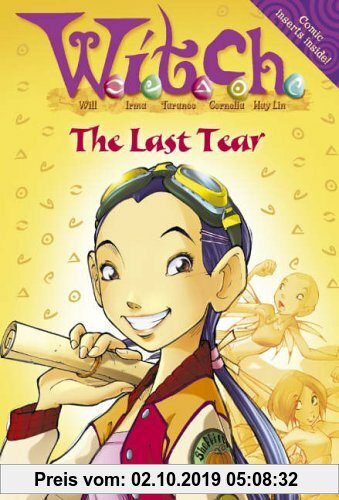 Gebr. - The Last Tear (WITCH Novels S.)