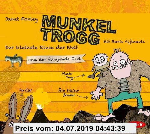 Gebr. - Munkel Trogg - Der kleinste Riese der Welt und der fliegende Esel