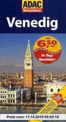 Gebr. - ADAC Reiseführer Venedig: Hotels. Restaurants. Kunstwerke. Bars und Cafes. Museen. Kirchen. Aussichtspunkte. Plätze. Inseln