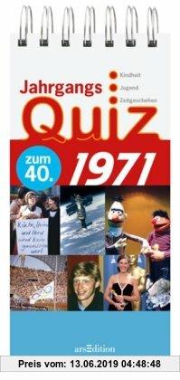 Gebr. - Jahrgangsquiz 1971