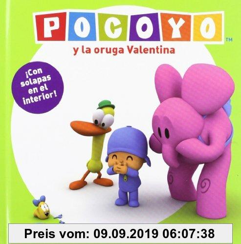 Gebr. - Pocoyó y la oruga Valentina (Pocoyo, Band 1)