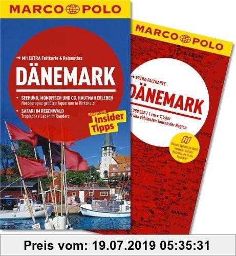 Gebr. - MARCO POLO Reiseführer Dänemark