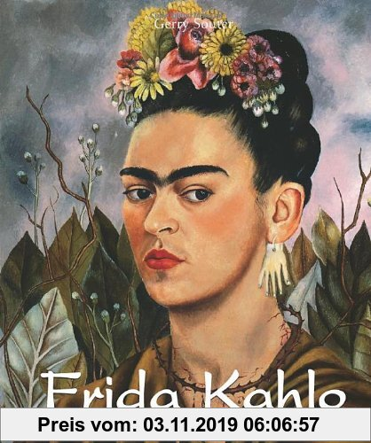 Gebr. - Frida Kahlo, Hinter dem Spiegel