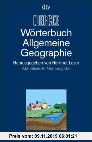 Gebr. - DIERCKE-Wörterbuch Allgemeine Geographie