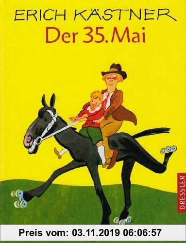 Gebr. - Der fünfunddreißigste Mai oder Konrad reitet in die Südsee
