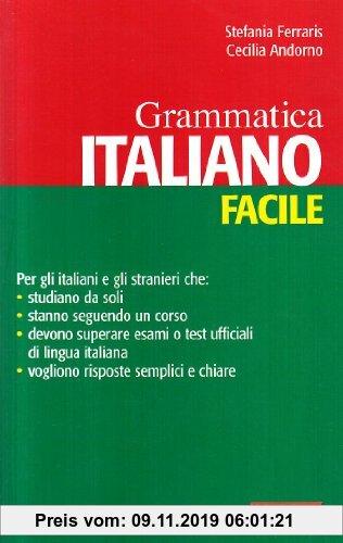 Gebr. - Italiano facile. Grammatica
