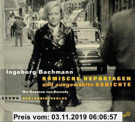 Gebr. - Römische Reportagen, 1 Audio-CD
