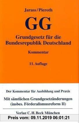 Gebr. - Grundgesetz für die Bundesrepublik Deutschland: Rechtsstand: Mai 2010
