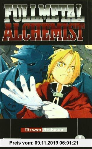 Gebr. - Fullmetal Alchemist 1 (CÓMIC MANGA)