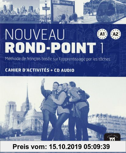 Gebr. - Nouveau Rond-Point 1 (A1-A2). Cahier d'exercices + CD: BD 1