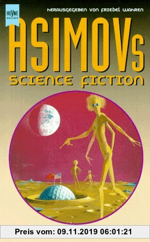 Isaac Asimov's Science Fiction Magazin 49.