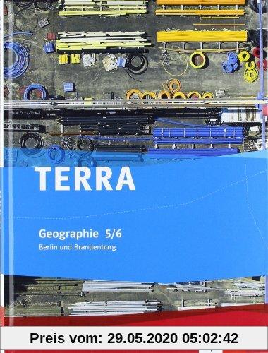 TERRA Geographie für Berlin und Brandenburg - Ausgabe für Grundschulen: TERRA Geographie für Berlin/Brandenburg. Ausgabe