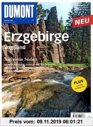 Gebr. - DuMont Bildatlas Erzgebirge, Vogtland: Sachsens Süden. Einzigartige Bilder. Aktuelle Informationen. Detallierte Karten