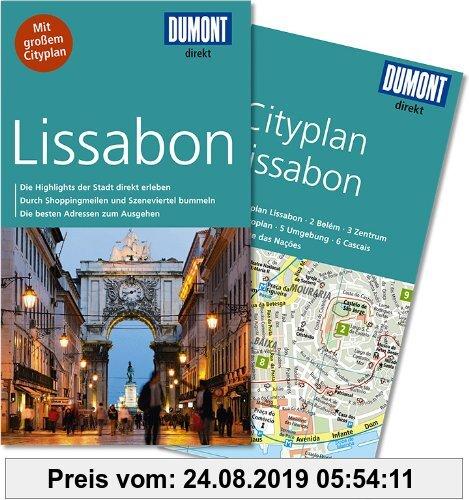 Gebr. - DuMont direkt Reiseführer Lissabon
