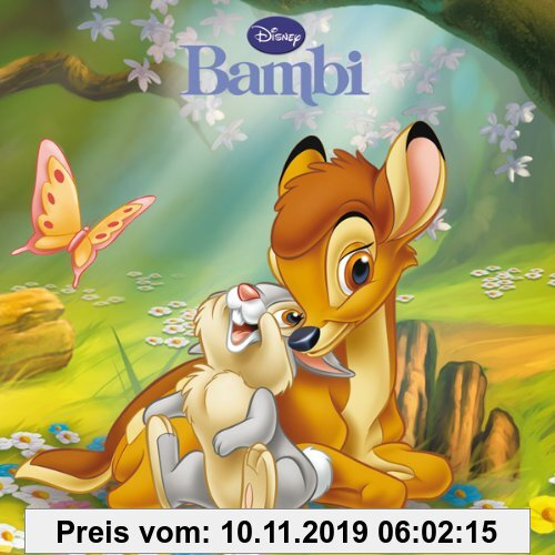 Gebr. - Bambi, Disney Monde Enchante N.E