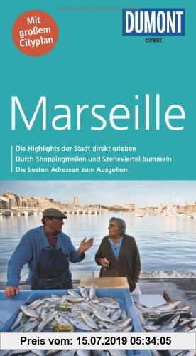 Gebr. - DuMont direkt Reiseführer Marseille