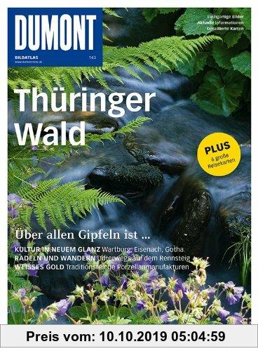 Gebr. - DuMont Bildatlas Thüringer Wald