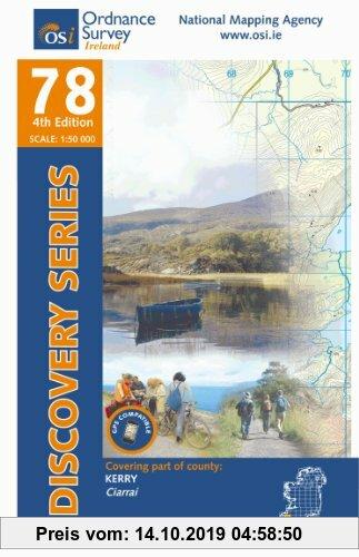 Gebr. - Irish Discovery Series 78. Kerry 1 : 50 000