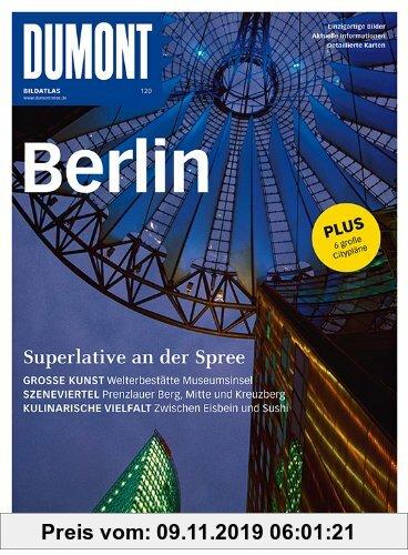 Gebr. - DuMont Bildatlas Berlin