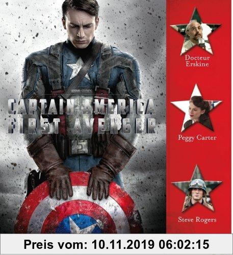 Gebr. - Captain America : First Avenger