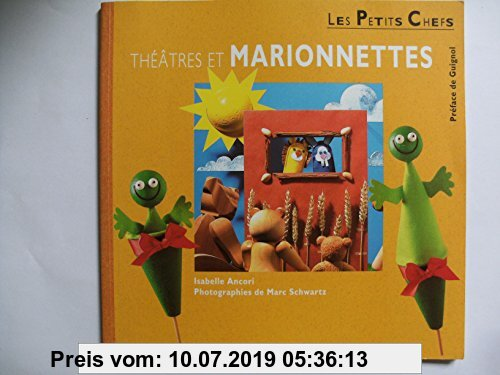 Gebr. - Théâtres et marionnettes (Les petits chefs)