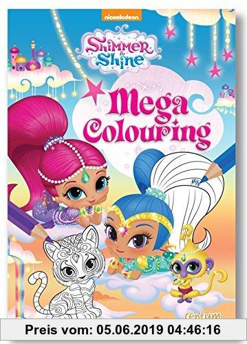 Gebr. - Shimmer & Shine Mega Colouring