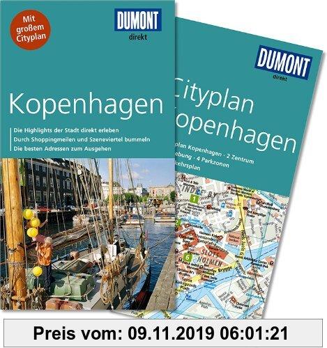 Gebr. - DuMont direkt Reiseführer Kopenhagen