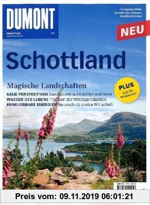 Gebr. - DuMont Bildatlas Schottland: plus 6 große Reisekarten