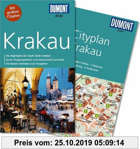 Gebr. - DuMont direkt Reiseführer Krakau