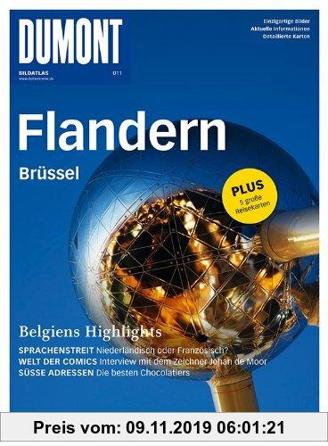 Gebr. - DuMont Bildatlas Flandern, Brüssel