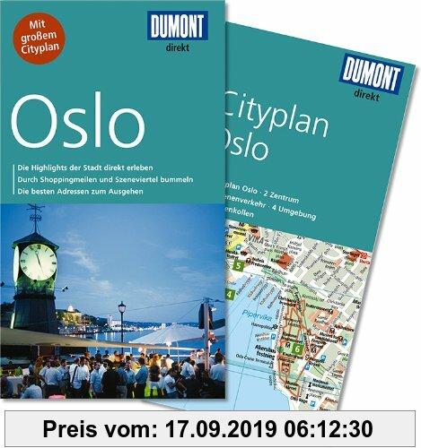 Gebr. - DuMont direkt Reiseführer Oslo