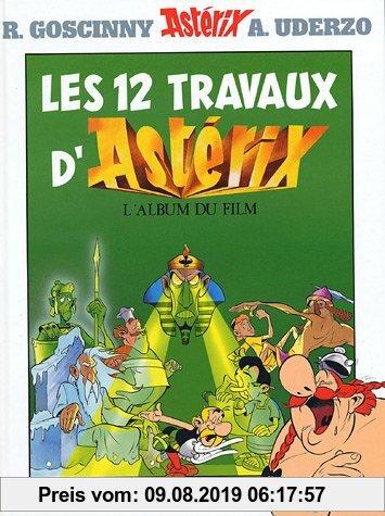 Gebr. - Les 12 travaux d'Astérix : L'album du film