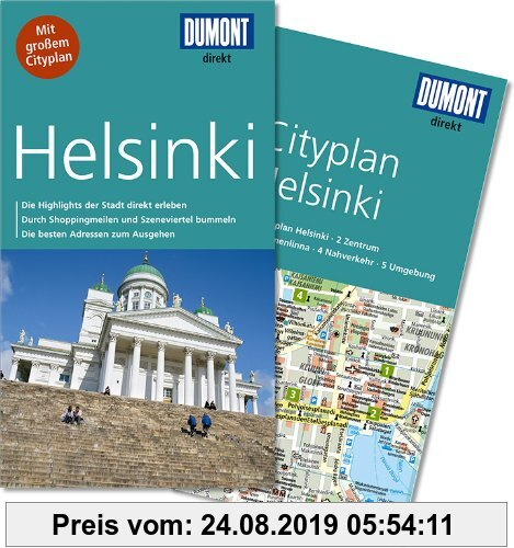 Gebr. - DuMont direkt Reiseführer Helsinki