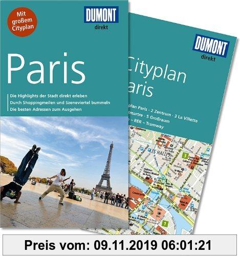 Gebr. - DuMont direkt Reiseführer Paris