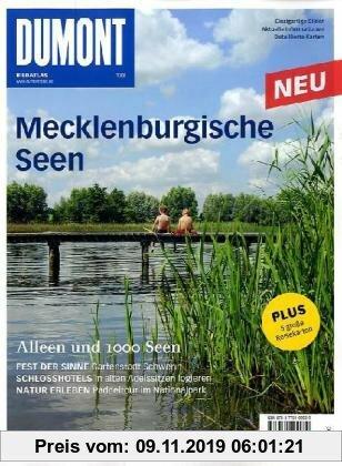 Gebr. - DuMont Bildatlas Mecklenburgische Seen: Alleen und 1000 Seen